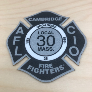 Harley-Cambridge-nameplate-firefighter-hero-1
