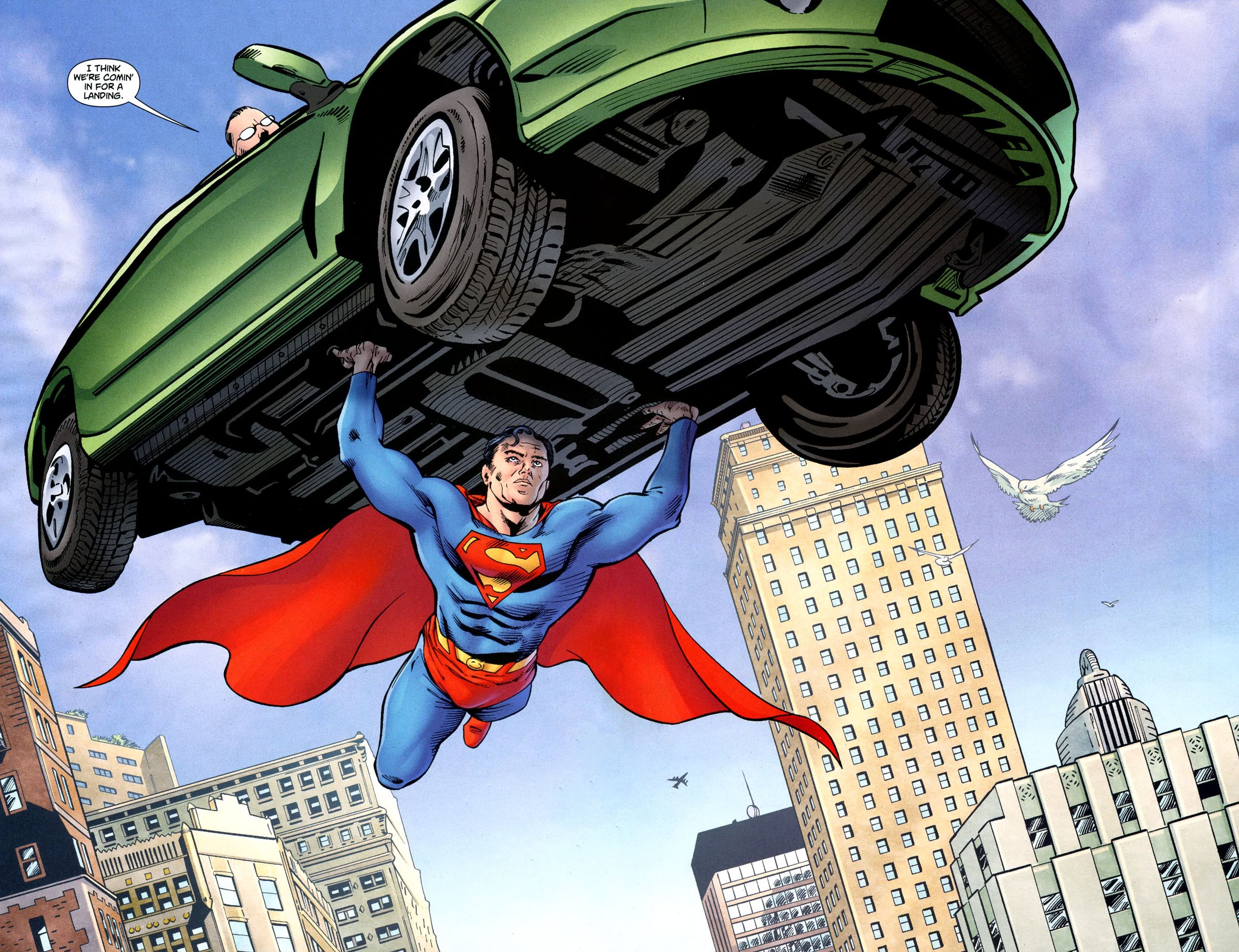 NFI Corp_superman-lifts-a-car_industrial strength_blog