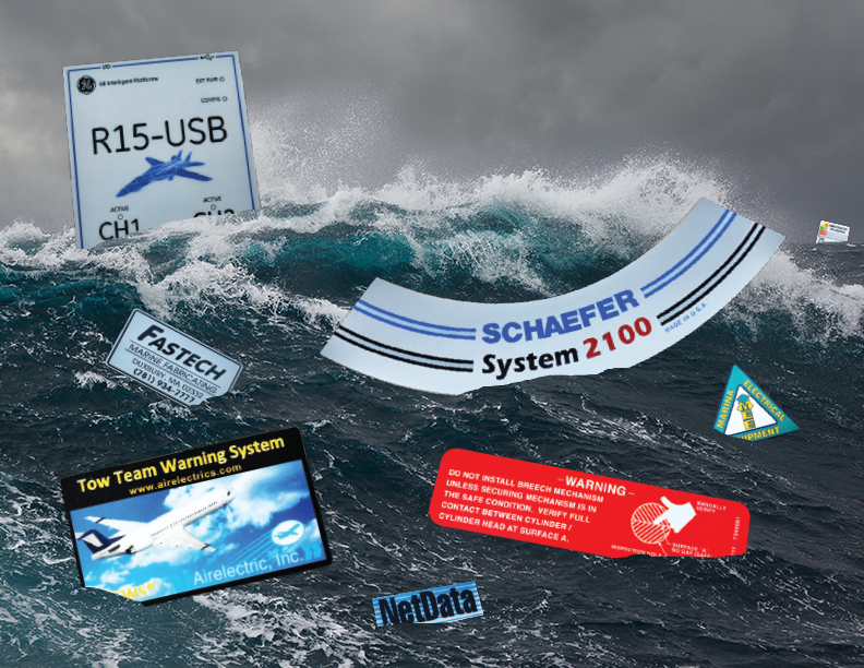 NFI corp Water Resistant Labels Collage.png